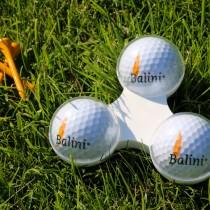 Golfbal verpakking